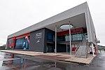 Museo Fernando Alonso entrance 2017 March.jpg