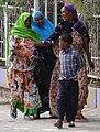 Muslim Family in Street - Dire Dawa - Ethiopia (8764165873).jpg