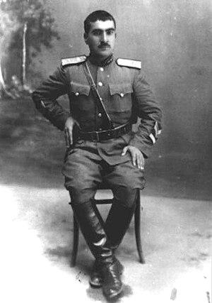 Mustafa Barzani