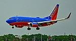 N284WN Southwest Airlines Boeing 737-7H4 Serial Number 32535 (29898856388).jpg