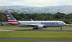 N390AA American Airlines B767 (36256230811).jpg