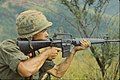 NARA 111-CCV-349-CC43119 101st Airborne soldier M16 recon by fire Operation Cook 1967.jpg