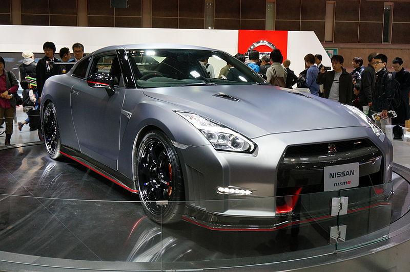 ファイル:NISSAN GT-R NISMO Tokyo Motor Show 2013 131127.JPG