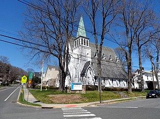 High Bridge, New Jersey - High Bridge Reformed Church
