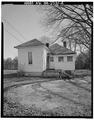 NORTHWEST REAR. - Tatum House, 8101 Roosevelt Highway, Palmetto, Fulton County, GA HABS GA,61-PALM,1-6.tif