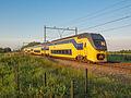 NSR - VIRM Dubbeldekker - Driebruggen-Hekendorp - 11 juni 2015 (18769055701).jpg