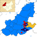 NWLeics 2007 Election Map.png