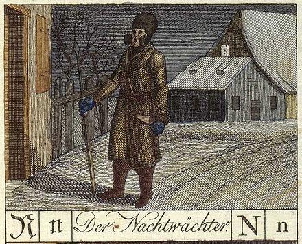 Nachtwächter - Wikiwand