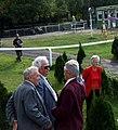 Nagy idők tanúi balról jobbra Németh Ferenc Aperianov Zakariás.JPG