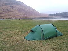 A tunnel tent made by Hilleberg & Hilleberg - Wikipedia