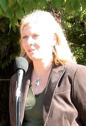 Nancy McFarlane - Image: Nancy Mc Farlane cropped