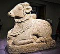 Nandi - Figure of the Humped Bull of Śiva - British Museum - Joy of Museums.jpg