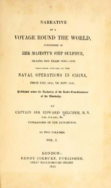 Narrative of a Voyage around the World - 1843.djvu
