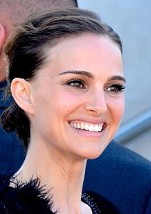 A photograph of Portman at the 2015 Cannes Film Festival