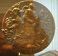 National gallery in washington d.c., pisanello, medaglia di pandolfo malatesta verso.JPG