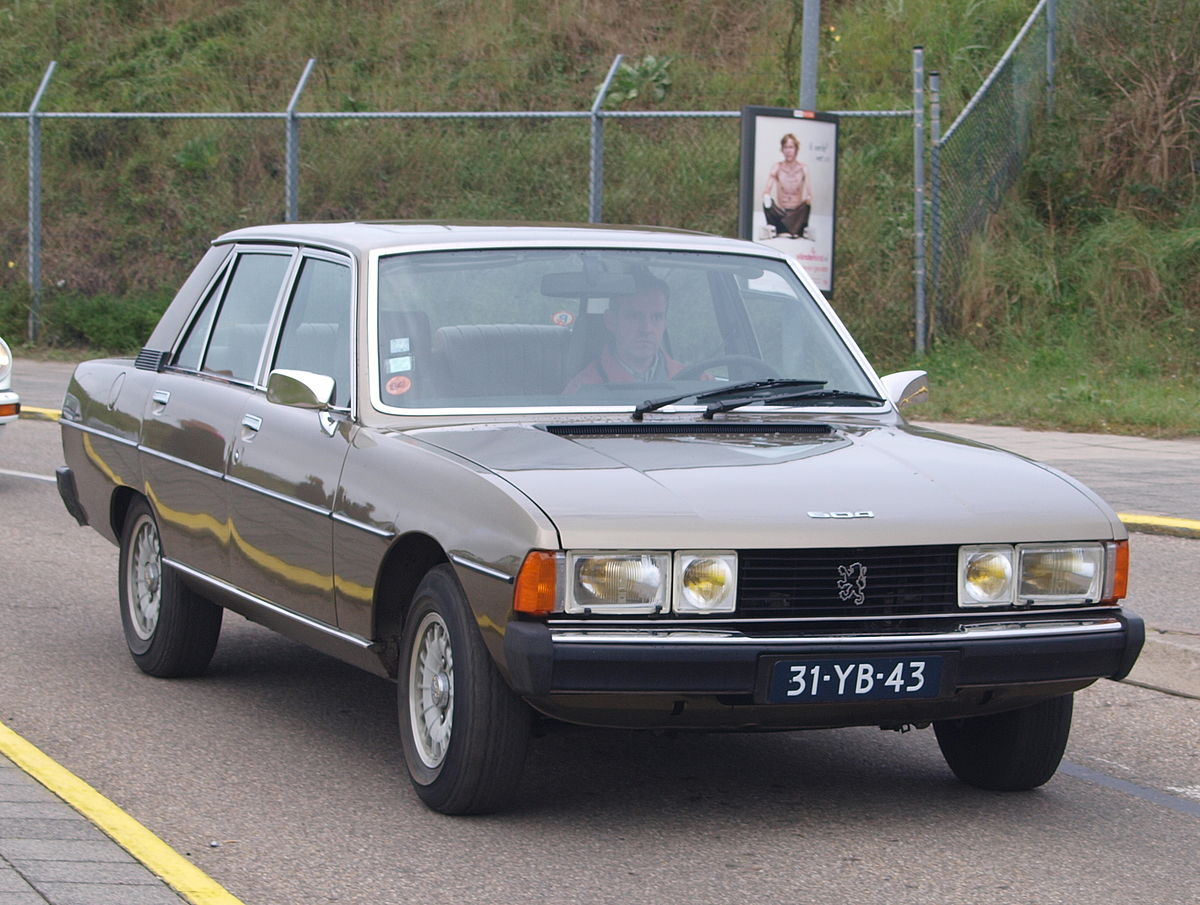 Ford Diesel For Sale >> Peugeot 604 - Wikipedia