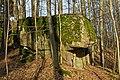 Naturdenkmal Manitustein (Mamutstein) bei Niederschrems.jpg