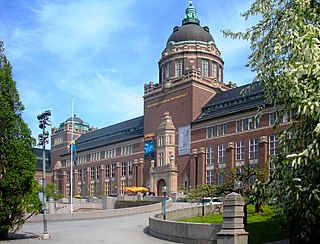 Swedish Museum of Natural History museum in Stockholm, Sweden
