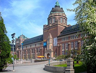 Swedish Museum of Natural History - The Swedish Museum of Natural History