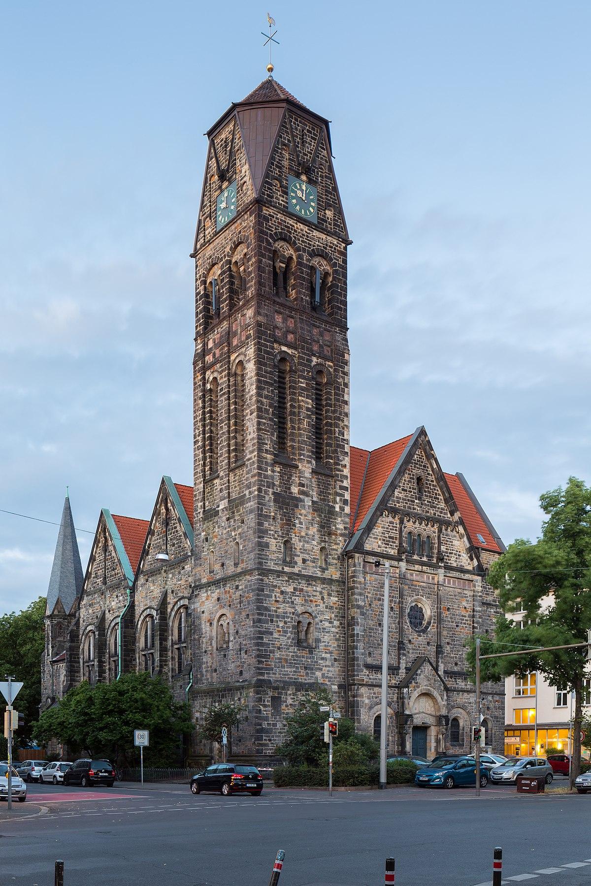 Nazarethkirche Hannover U2013 Wikipedia