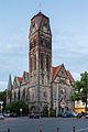 Nazareth church Sallstrasse Krausenstrasse Suedstadt Hannover Germany.jpg