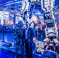 Near Titanfall robot at Gamescom 2013 (9591148022).jpg