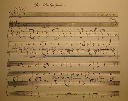Autograph of Die Nebensonnen (The Sun dogs) from Winterreise Nebensonnen D.911.jpg