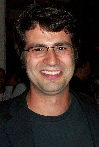 Ned Vizzini - Ned Vizzini in 2010