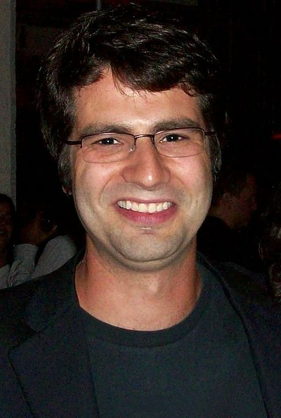 Picture of an author: Ned Vizzini
