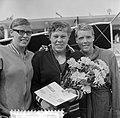 Nederlandse zwemkampioenschappen, Ada Kok, Klenie Bimolt, Looijs, Bestanddeelnr 916-7443.jpg