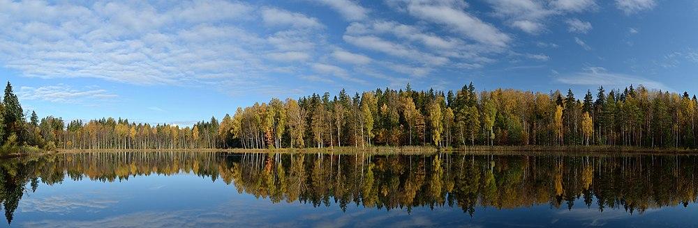 Lake Neeruti Eesjärv