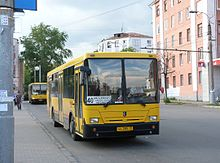 Nefaz (40 route) in Izhevsk.jpg