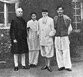 Nehru Gandhi Roerich.jpg
