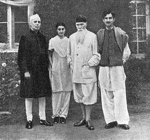Rerikhism - Jawaharlal Nehru, Indira Gandhi, Nikolas Roerich, and Mohammad Yunus