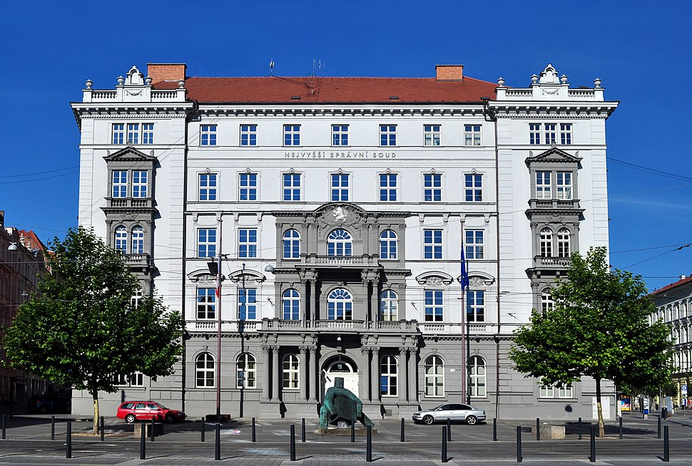 Nejvyšší správní soud ČR I