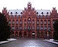Neogotycki budynek Poczty Głównej - panoramio.jpg