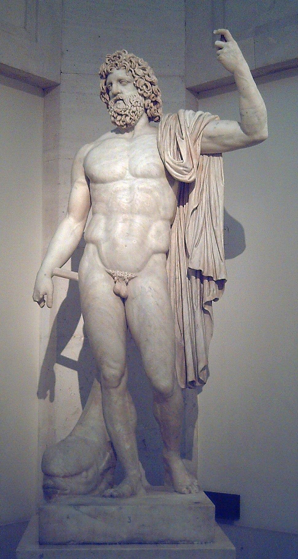 Neptuno colosal (Museo del Prado) 01