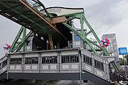 Der Neubau der Station Werther Brücke