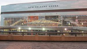 New Orleans VooDoo - Smoothie King Center, when it was New Orleans Arena