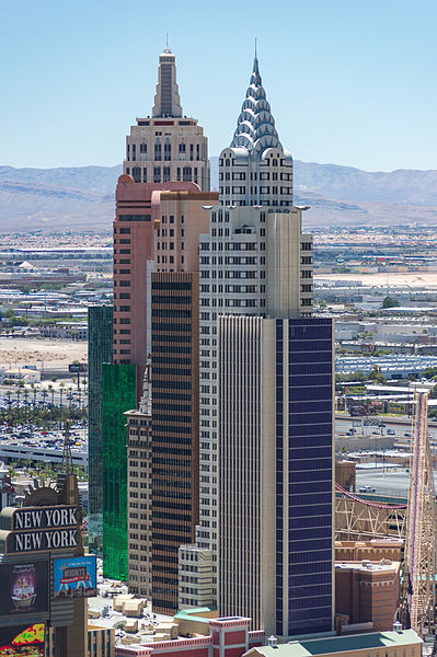 File New York New York Skyscrapers Las Vegas 2 Jpg