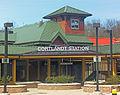 New entrance to Cortlandt, NY, train station.jpg