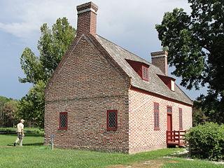 Newbold-White House United States historic place