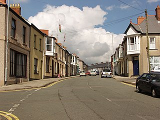 community and town in Pembrokeshire, Wales,