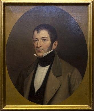 Nicolás Bravo - Image: Nicolás Bravo (Joaquín Ramírez)