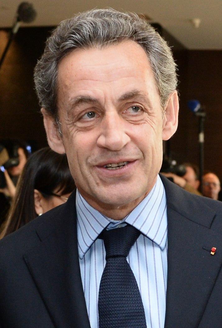 Nicolas Sarkozy February 2015