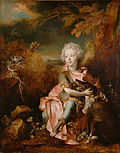 Nicolas de Largillierre (French - Portrait of a Boy in Fancy Dress - Google Art Project.jpg