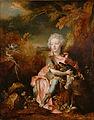Nicolas de Largillierre (French - Portrait of a Boy in Fancy Dress - Google Art Project.jpg