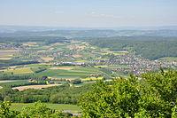 Niederweningen - Lägern Burghorn 20100524 16-26-52.JPG