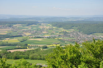 Wehntal - Wehntal at Niederweningen