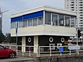 Nieuwe Leuvebrug - Rotterdam - Bridge operator's house southern and western facade.jpg